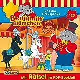 Benjamin Blümchen und die Zirkusponys: Benjamin Blümchen 125