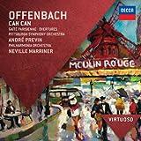 Offenbach: Can Can; Gaité Parisienne; Overtures