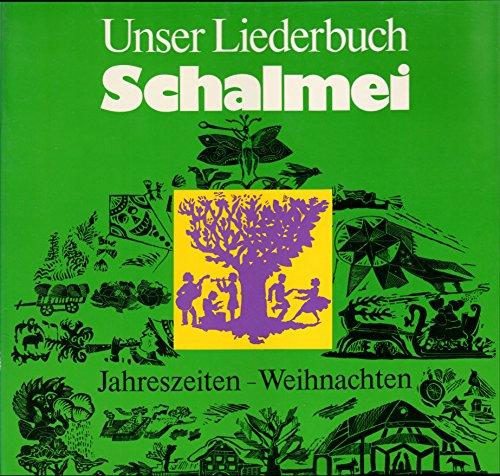 Unser Liederbuch / Schalmei / Jahreszeiten-Weihnachten / Platte 2 / 1981 / Klapp-Bildhülle / Ernst Klett / 17231 / Deutsche Pressung / 12 Zoll Vinyl Langspiel-Schallplatte /