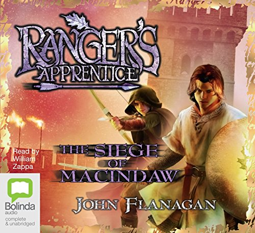 The Siege Of Macindaw (Ranger's Apprentice, Band 6)