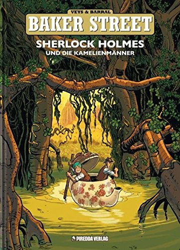 Sherlock Holmes und die Kamelienmänner (Baker Street)