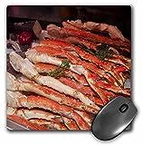3drose USA, Massachusetts, Boston, Markt King Crab legs-us22jen0084Maus Pad, 20,3x 20,3cm (MP _ 144675_ 1)