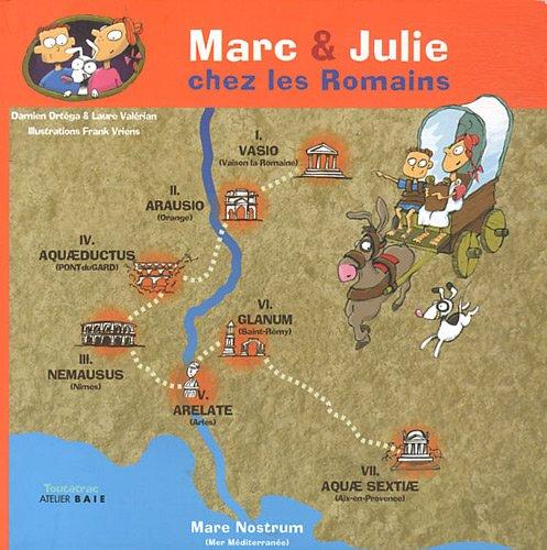 Marc & Julie chez les Romains