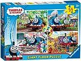 Ravensburger Thomas Four Seasons, 24pc Giant Floor Jigsaw Puzzle