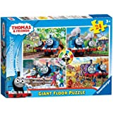 Ravensburger Thomas and Friends Four Seasons Giant Floor Puzzle (24 Pieces)