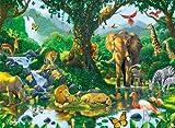 Ravensburger Jungle Harmony Puzzle (500 Pieces)