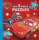 CARS - Mes 5 super puzzles 30 pièces