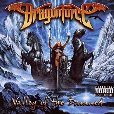 Valley Of The Damned by Dragon Force (2010-02-23)