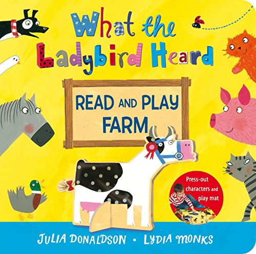 What the Ladybird Heard Read and Play Farm (Read & Play)