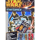 Topps - Accesorio para álbumes Clone Wars Star Wars (TO00177)