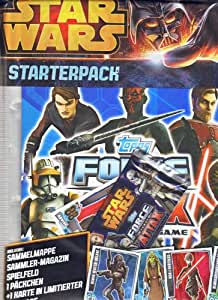 Topps TO00177 - Force Attax Serie 4 Starter