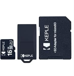 16gb Micro Sd Speicherkarte Microsd Kompatibel Mit Computer Zubehör