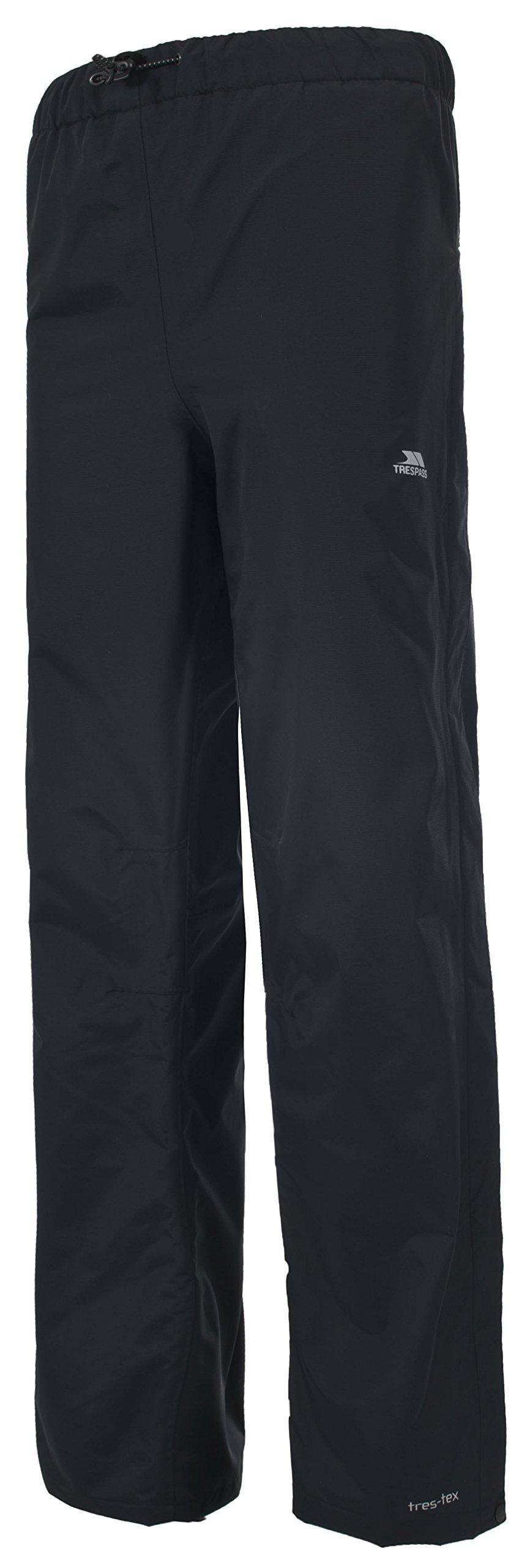 61gpUM%2BNvCL - Trespass Men's Purnell Waterproof Trousers