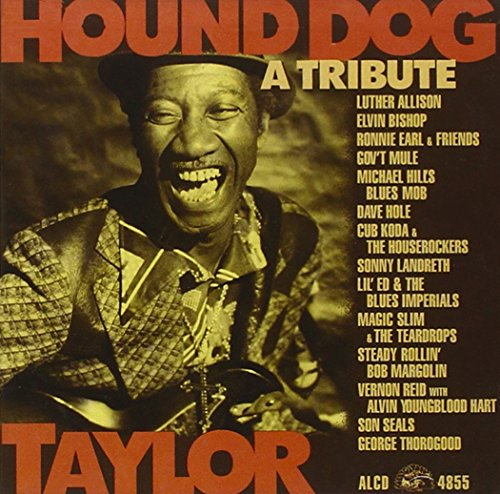 A tribute to Hound Dog Taylor / Luther Allison, chant, guit. | Taylor, Hound Dog (1915-1975)