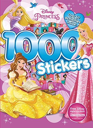 Stickers (Disney Princes Films)