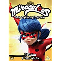 Miraculous: Tales of Ladybug and Cat Noir - Volpina & Other Stories Vol 4