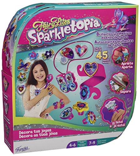 Sparkletopia Fairy Jewelery Set, Schmuck-Kit (Berühmte 700013253)