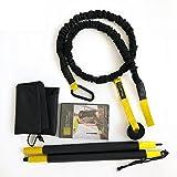 TRX Rip - Kit de Accesorios para Entrenamiento de suspensión ...