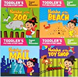 Naisha Series Set 1 (Set of 4 Books) (Toddler's Picture Story Book)