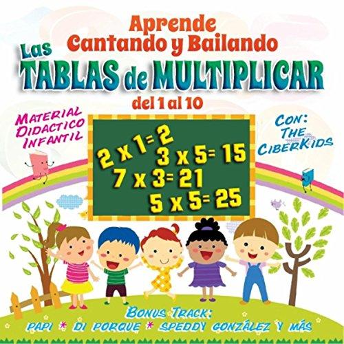 Tablas De Multiplicar Número 9 Von The Ciberkids Bei Amazon Music