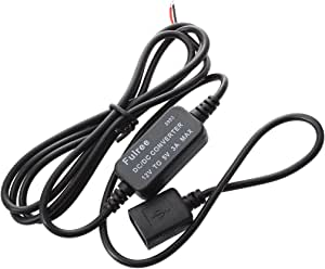 Sodial R Usb Stromrichter Transformator Versorgungsspannung 5v 12v Auto
