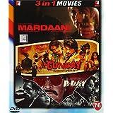 Mardaani/Gunday/D Day