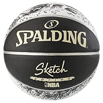 Spalding NBA Sketch Swoosh...