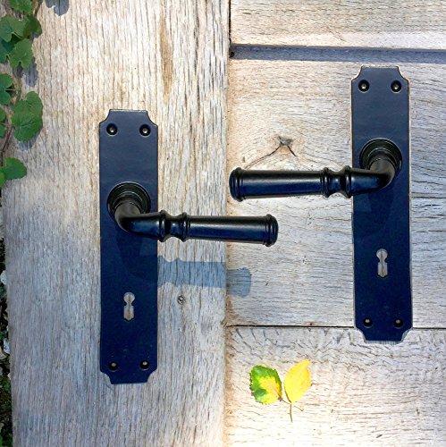 Antikas - herraje diseño antiguo - manillas de puerta inoxidable recu