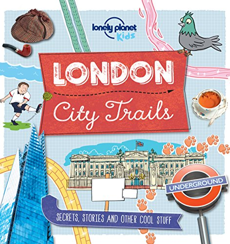 City Trails – London (Lonely Planet Kids)