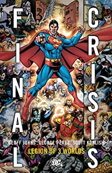 Final Crisis: Legion of Three Worlds by [JOHNS, GEOFF]