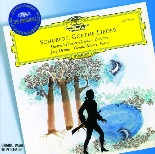 Schubert: Wandrers Nachtlied, ...