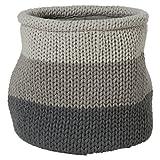 Sealskin Canasta de Almacenamiento Knitted, 20