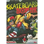 Skateboard Sonar (Sports Illustrated Kids Graphic Novels)