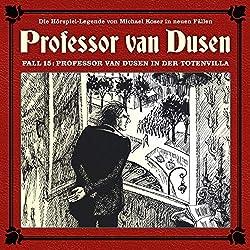 Professor van Dusen   Format: MP3-DownloadErscheinungstermin: 14. September 2018 Download: EUR 6,99