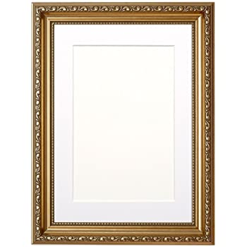 Ornate Shabby Chic Picture/Photo/Poster frame - With an MDF backing ...