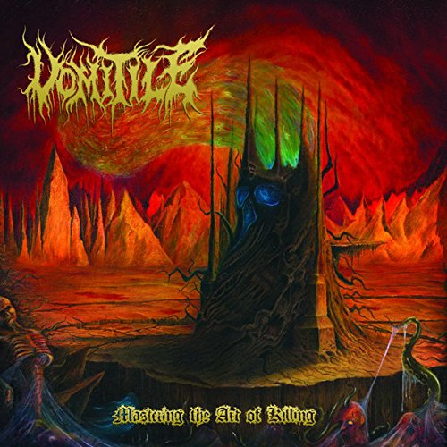 Vomitile: Mastering the Art of Killing (Audio CD)