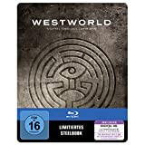 Westworld Staffel 1: Das Labyrinth als Steelbook (Limited Edition) [Blu-ray]