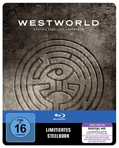 Westworld Staffel 1: Das Labyrinth - Steelbook (exklusiv bei Amazon.de) [Blu-ray] [Limited Edition]