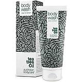Australian Bodycare Body wash - Duschgel mit Natürliches Teebaumöl - Natürliches und sanftes Waschgel für die täglichen Körperpflege - feuchtigkeitsspendendes Duschgel - 100% vegan (200 ml).