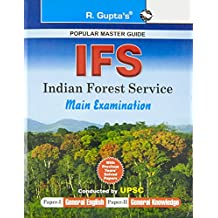 UPSC-IFS Main Examination Guide: A Complete Book for Paper I and Paper II (Paper I & II)