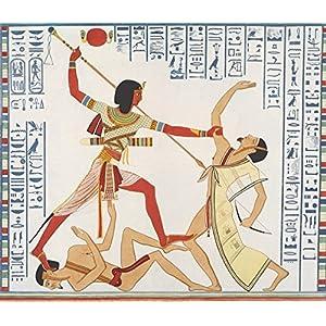 Vintage ägyptischen illustration VII