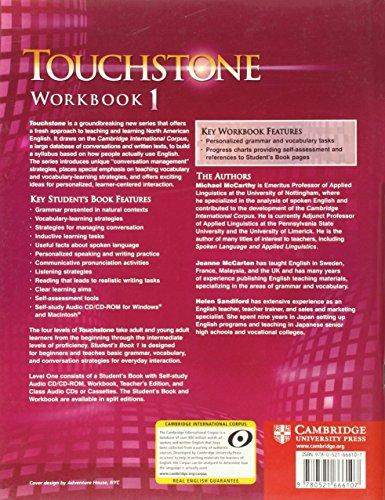 Touchstone  1 Workbook