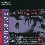 Bach, J.S.: Cantatas, Vol. 3 - Bwv 12, 54, 162, 182