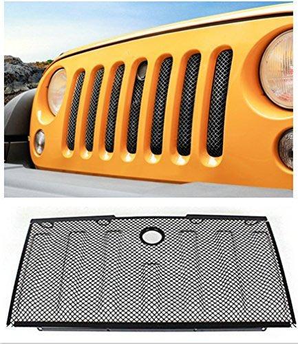 opall-stainless-front-hood-grille-bug-screen-3d-mesh-grill-insert-for-jeep-wrangler-jk-sahara-x-spor