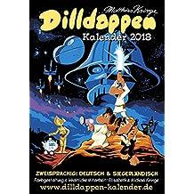 Dilldappen-Kalender 2018