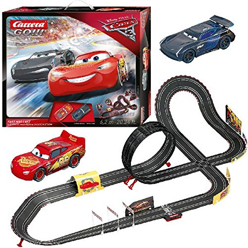 Cars - Disney/Pixar 3 Fast Not Last (Carrera 20062416) 1