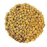 VF - Pellet qualità premium per carpe, 6mm, secchio da 3kg, giallo mais