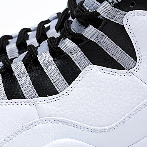 10 Retro Jordan Schwarz Weiß Air wEYpCxnqgx