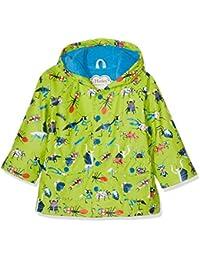 Hatley Boy's Classic Printed Rain Jacket Raincoat