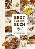 Titelbild Brotbackbuch Nr. 1